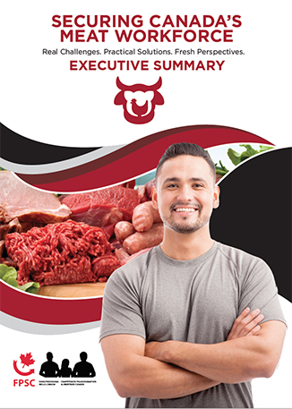 Exec Summary Canadian Meat And Poultry LMI Final Report