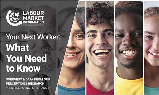 Your Next Worker What You Need to Know: Overview and Data from our Perceptions Research