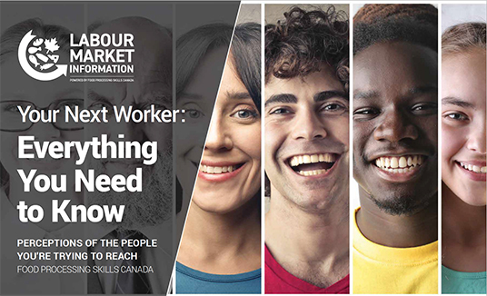 Your Next Worker Everything You Need to Know: Perceptions of the People You're Trying to Reach