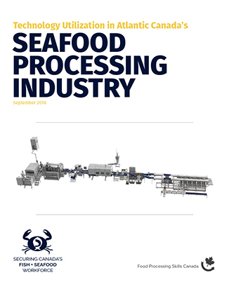 Technology Utilization in Atlantic Canada's Seafood Processing Industry